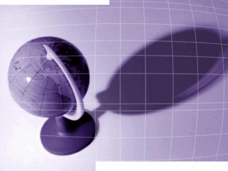 地球儀のデザイン テンプレート