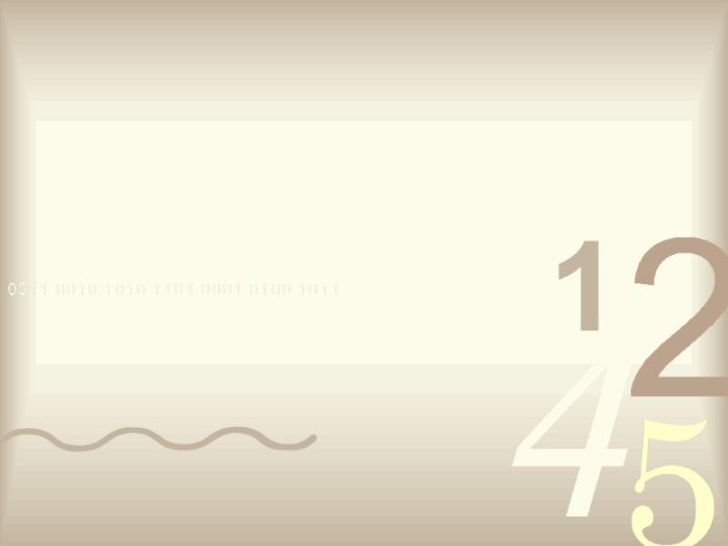 数字のデザイン テンプレート