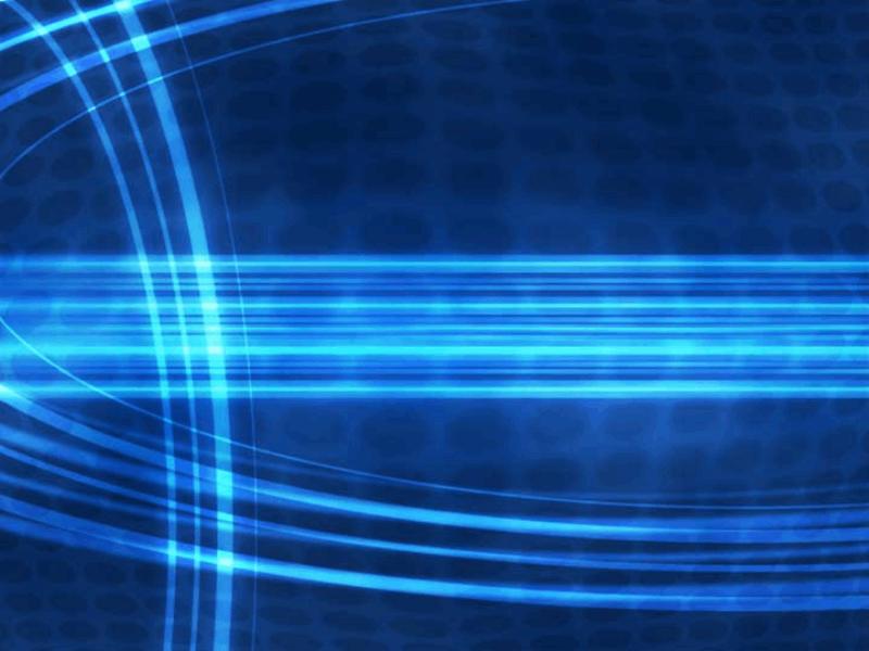 青い素線のデザイン テンプレート