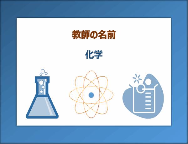 クラスの看板 (化学)