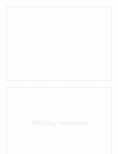結婚招待状表紙 (チューリップ)