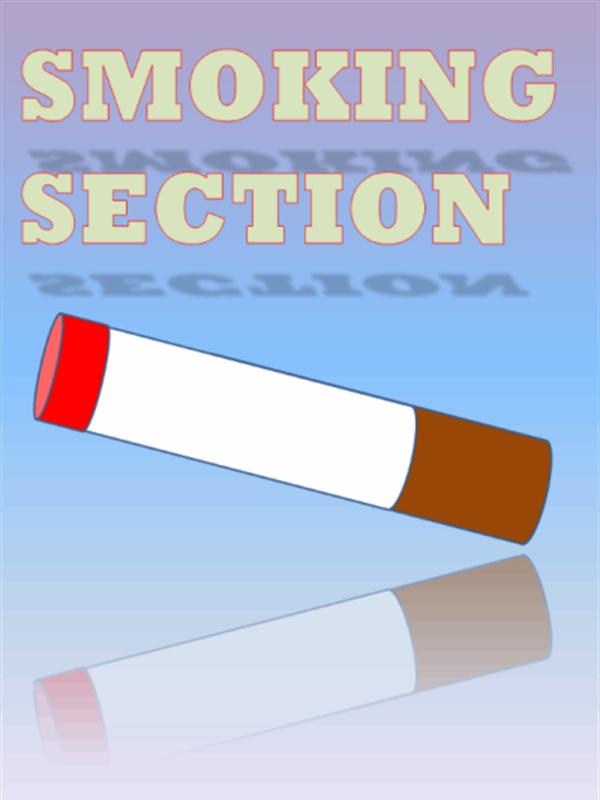 喫煙所ポスター