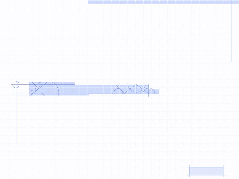 청사진 디자인 서식 파일