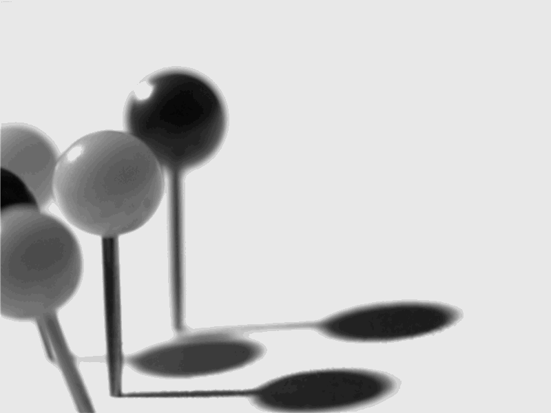 Nespalvotas smeigtukų dizaino šablonas