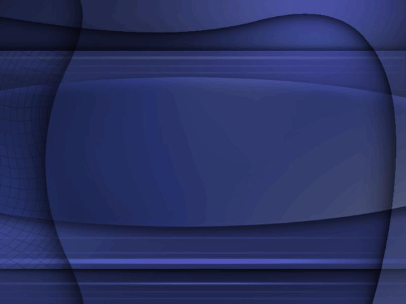 Mėlyno želė dizaino šablonas