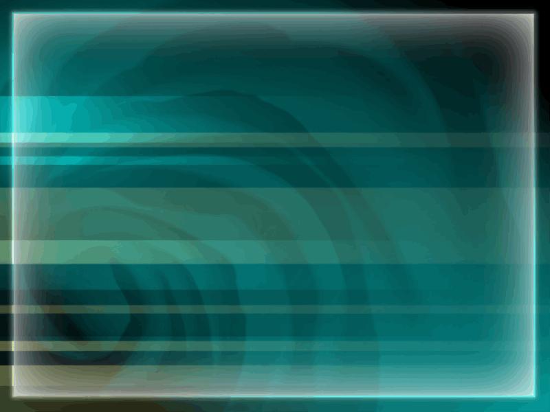 Mėlynai žalios olos dizaino šablonas