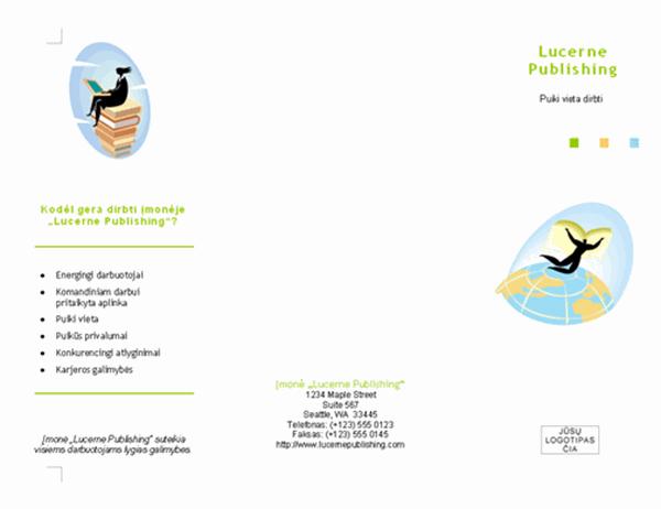 Verbavimo brošiūra