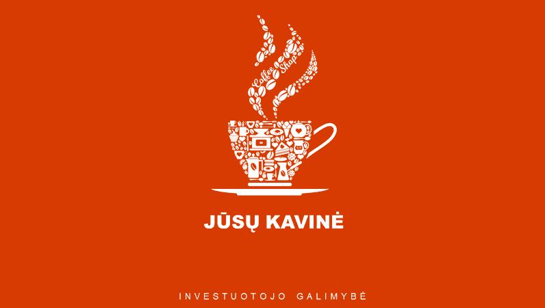Trumpas kavinės verslo pristatymas