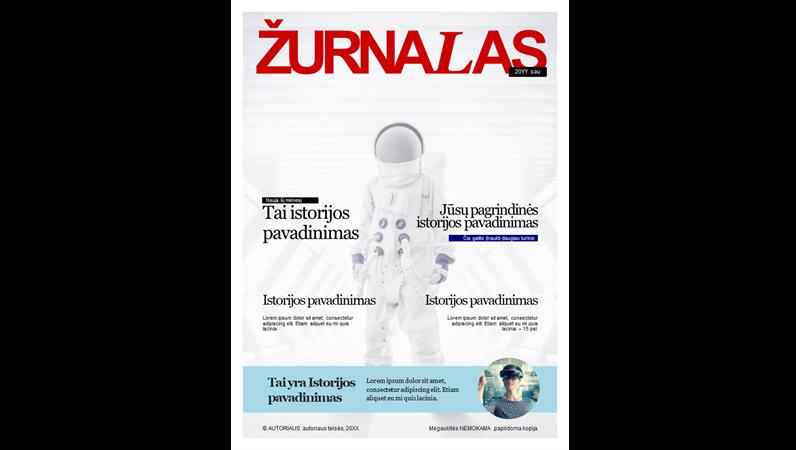 Žurnalų viršeliai