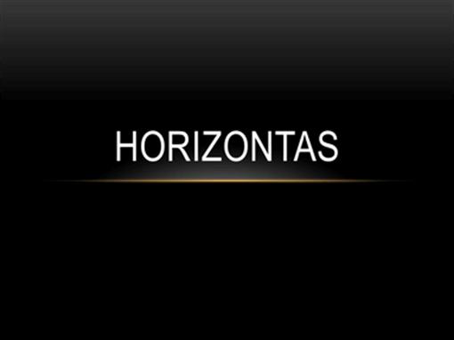 Horizontas