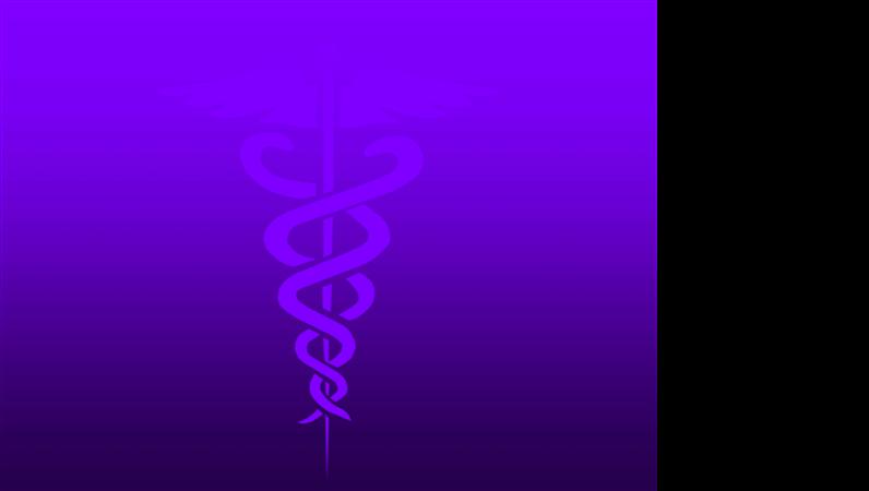 Veidne par medicīnas tēmu