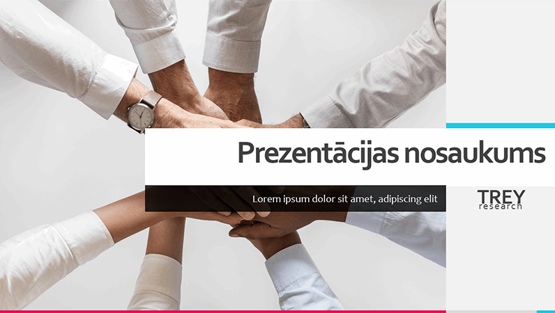 Spilgta biznesa prezentācija