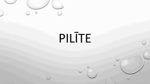 Pilīte