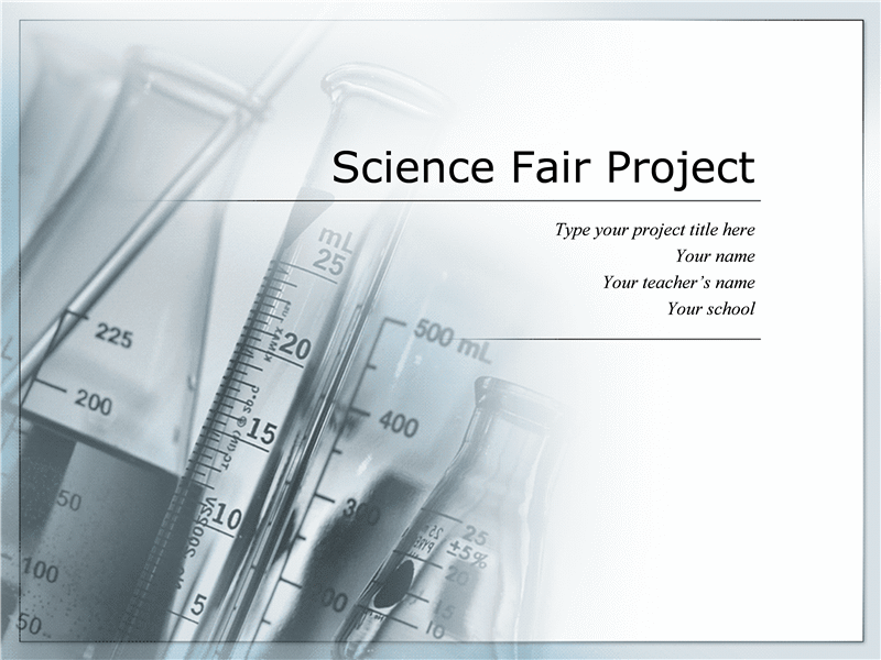 Presentasjon av naturfagprosjekt