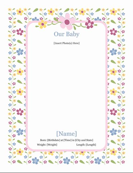 Babyfotoalbum (for pike)