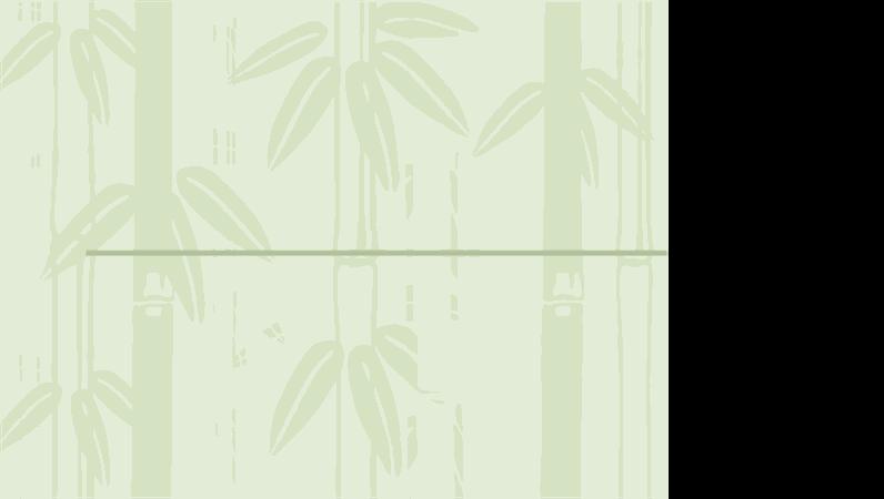 Bambus 2-utformingsmal