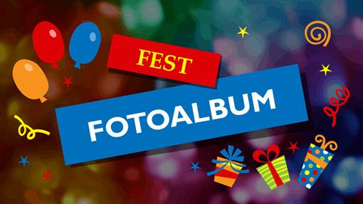 Festfotoalbum