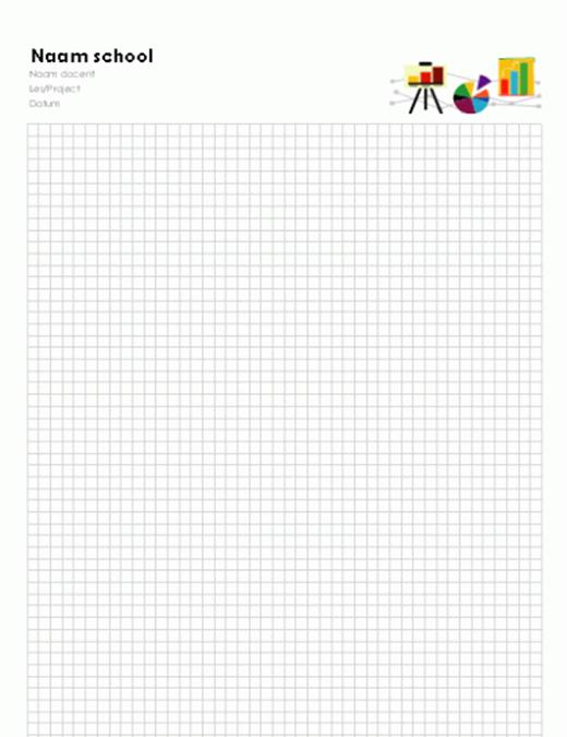 Grafiekpapier