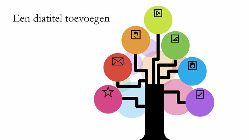 Meerkleurig boomdiagram