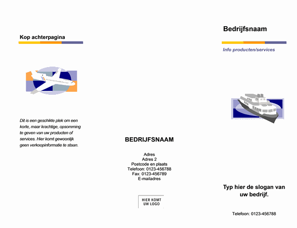 Brochure (basismotief)