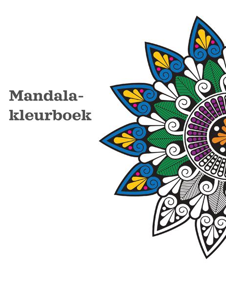 Mandala-kleurboek