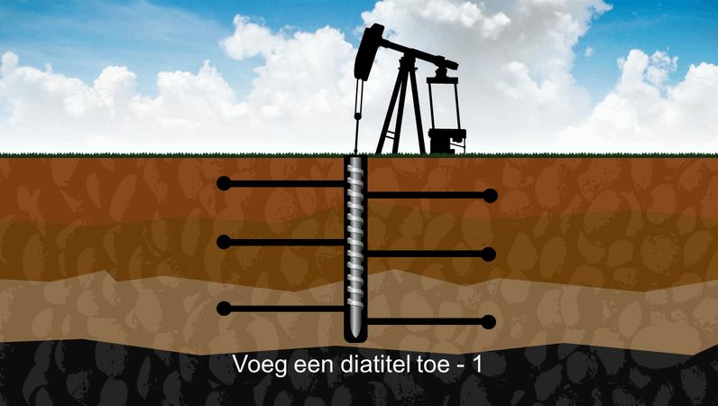 Graphic ondergronds boordiagram