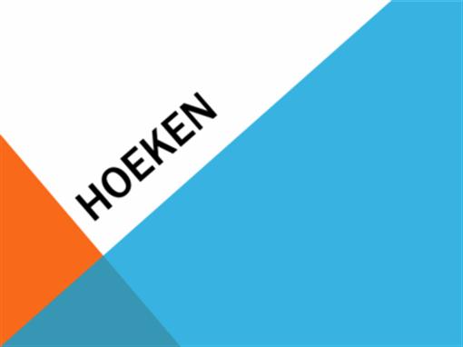 Hoeken