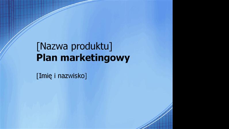 Prezentacja planu marketingowego
