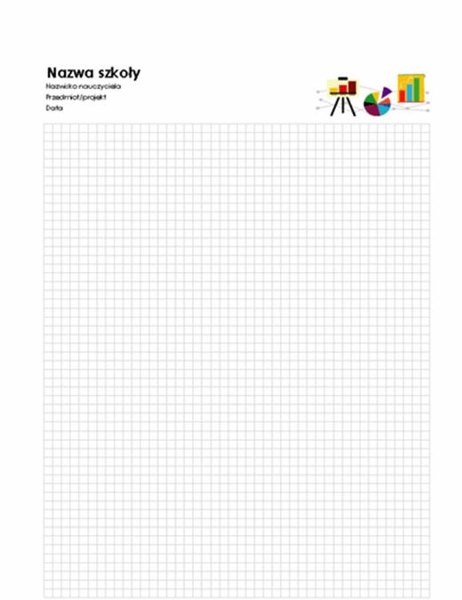 Papier do wykresów