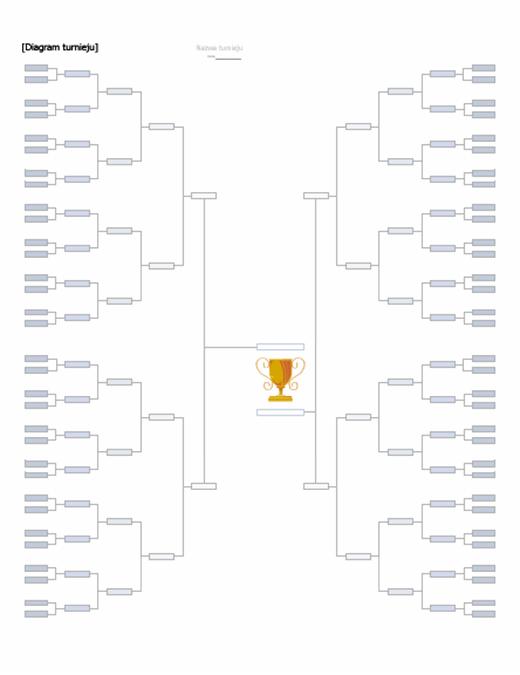 Diagram turnieju