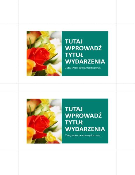 Promocyjne pocztówki (2 na stronie)