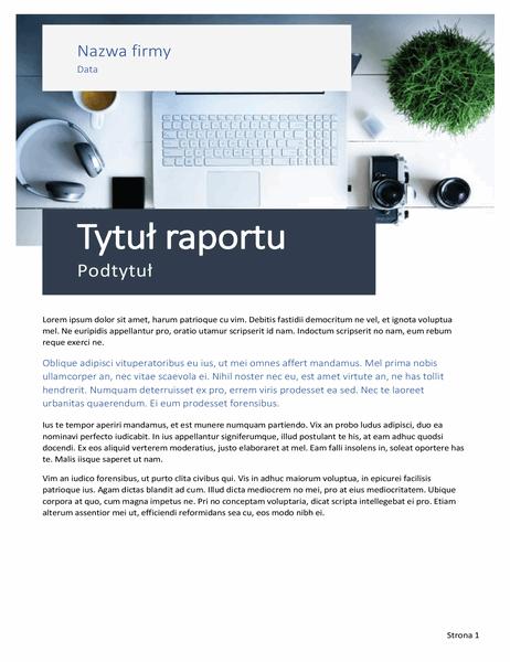 Raport (projekt Początek)