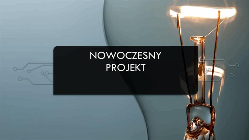 Projekt Nowoczesny
