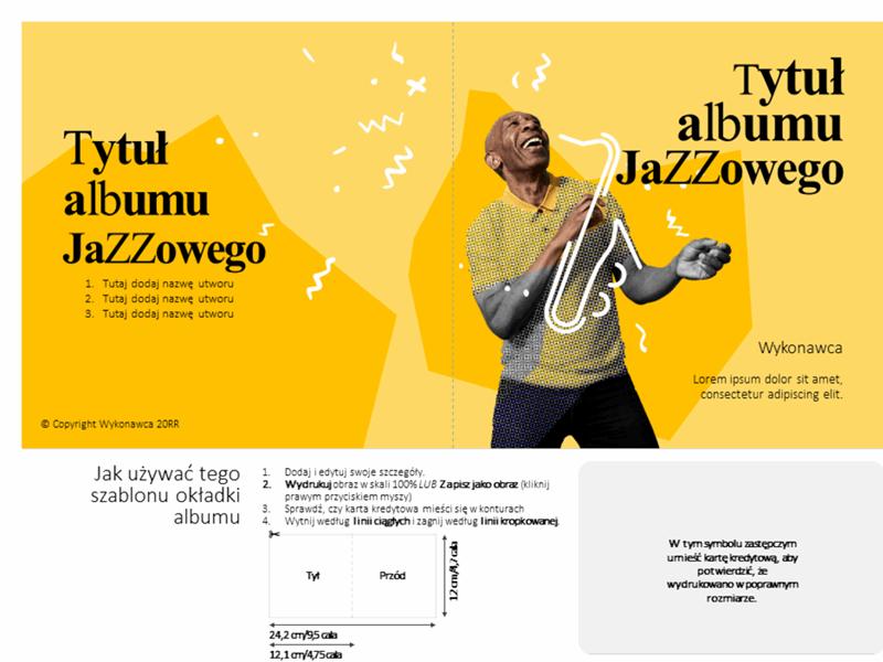 Okładki albumów jazzowych