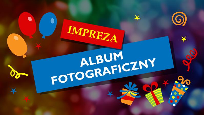 Album fotograficzny z imprezy
