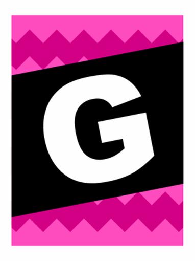 Transparent z gratulacjami — wzór graficzny