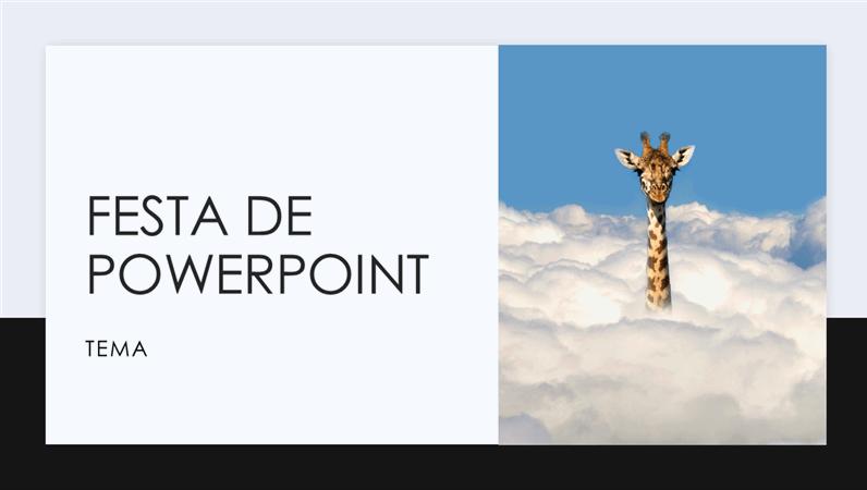 Festa de PowerPoint