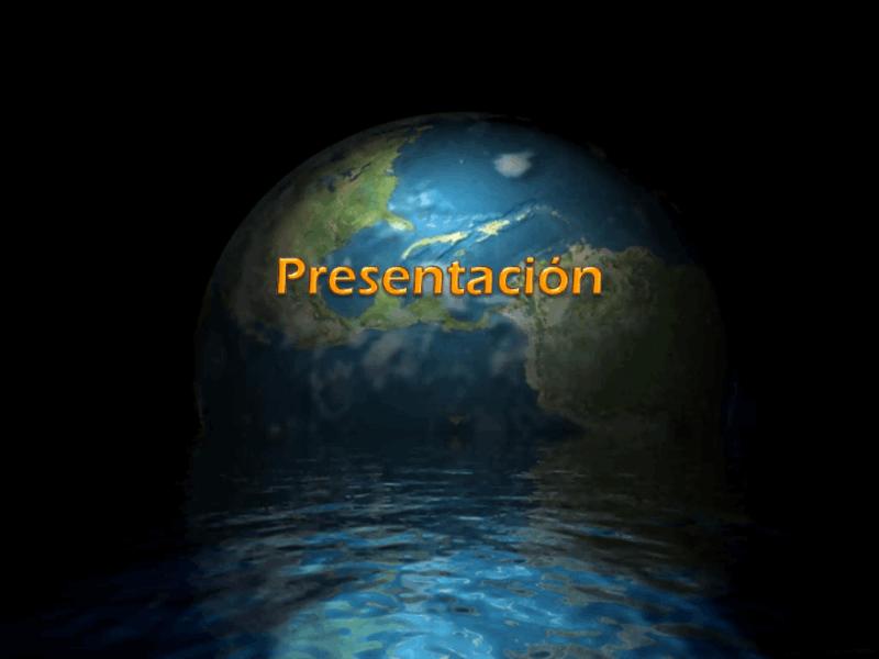 Tierra reflejada