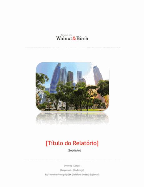 Relatório Comercial (6 páginas)