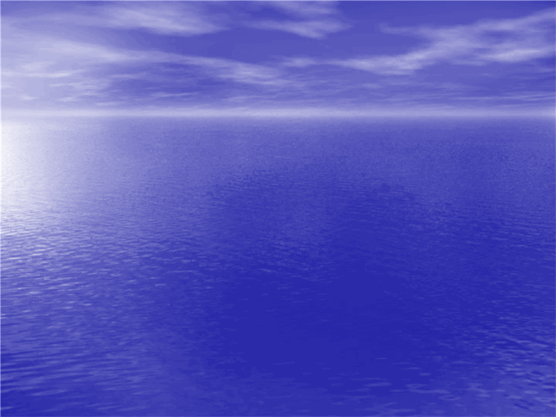 Modelo de design de oceano