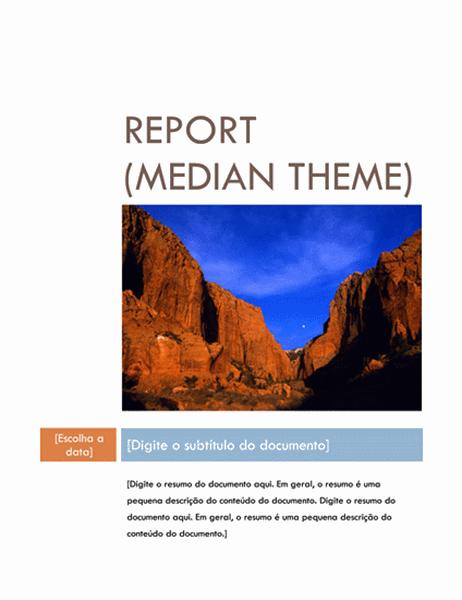 Relatório (design Mediano)