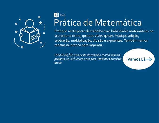 Prática de matemática
