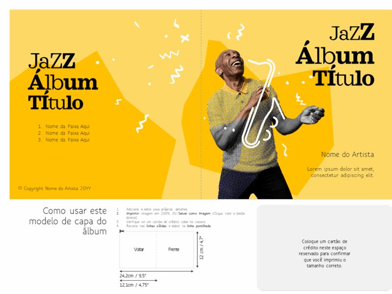 Capas de álbum de jazz