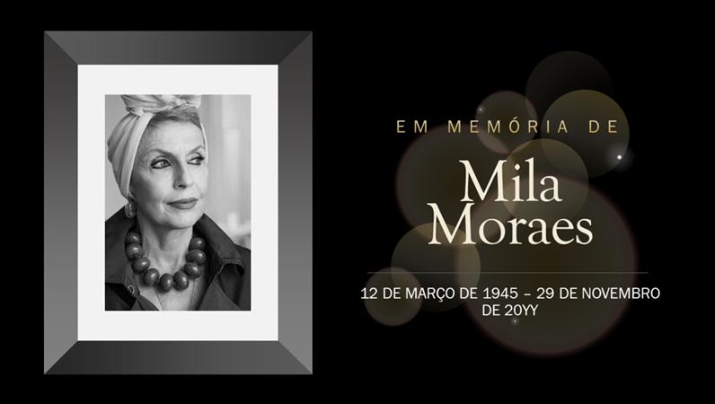 Celebração de memorial