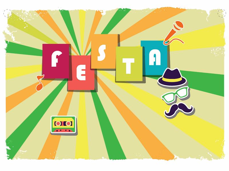 Banner de Evento - Festas