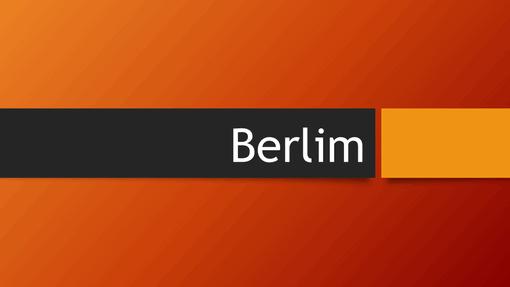 Laranja de Berlim