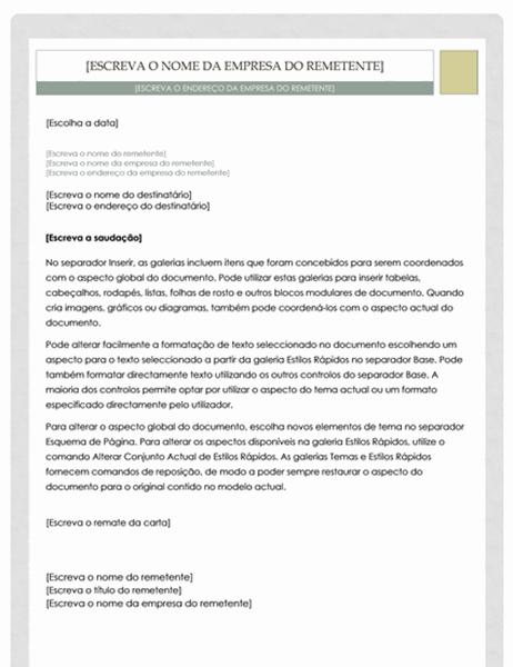 Carta (Design Boticário)