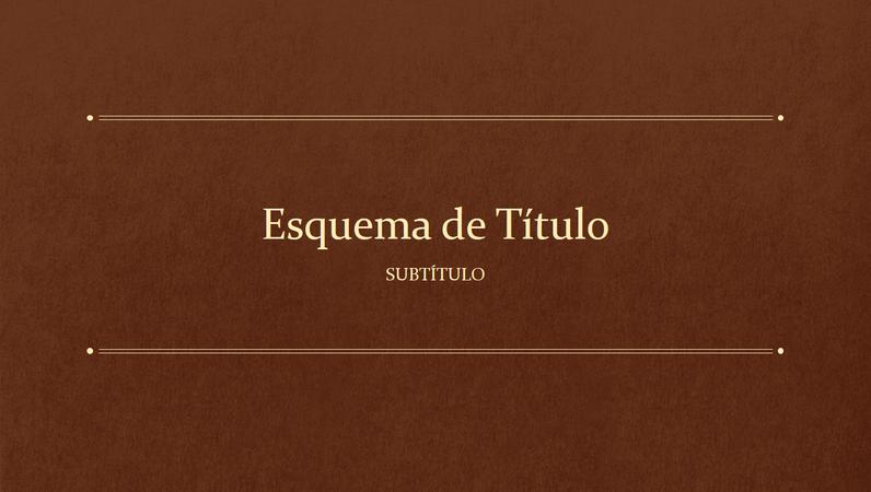 Apresentação educacional de livro clássico (ecrã panorâmico)