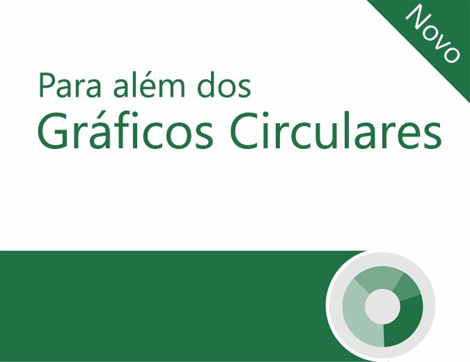 Tutorial: Para além dos gráficos circulares
