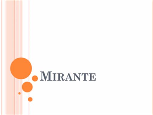 Mirante